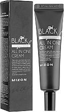 Парфюмерия и Козметика Крем за лице с екстракт от черен охлюв, тубичка - Mizon Black Snail All In One Cream