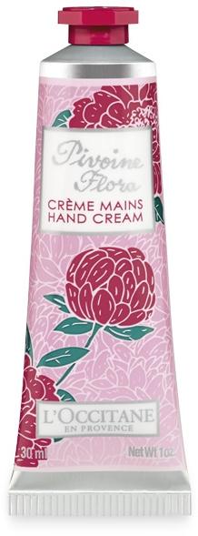 Крем за ръце - L'Occitane Pivoine Flora Hand Cream — снимка N1