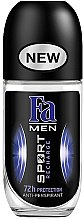 Парфюмерия и Козметика Рол-он дезодорант - Fa Men Sport Recharge Anti-Perspirant