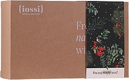 """Парфюмерия и Козметика Подаръчен комплект за лице """"Всички звезди. Антистареещ ритуал"""" - Iossi All Stars Anti-Aging Ritual Set (крем/15ml + серум/10ml + eсенция/50ml)"""