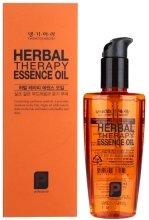 Парфюмерия и Козметика Възстановяващо масло на базова основа на лечебни билки - Daeng Gi Meo Ri Herbal Therpay Essence Oil