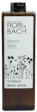 Душ гел - Phytorelax Laboratories Bach Flowers Energizing Shower Gel — снимка N1