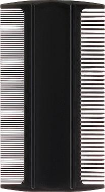 Гребен за коса 1598, черен - Top Choice — снимка N1