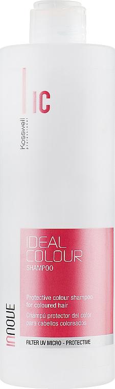 Шампоан за запазване на цвета на боядисана коса - Kosswell Professional Innove Ideal Color Shampoo — снимка N1