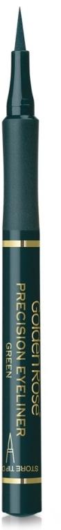 Водоустойчива очна линия - Golden Rose Precision Eyeliner