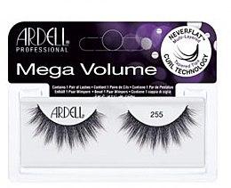 Парфюми, Парфюмерия, козметика Изкуствени мигли - Ardell Mega Volume 255 Black