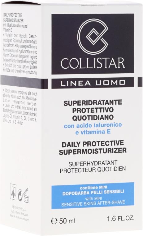 Комплект - Collistar Daily Protective Supermoisturizer (cr/50ml + cr/15ml) — снимка N2