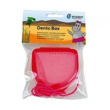Парфюми, Парфюмерия, козметика Кутия за съхранение на ортодонтни консумативи - Miradent Dento Box Pink