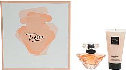 Парфюми, Парфюмерия, козметика Lancome Tresor - Комплект (парф. вода/30ml + лосион за тяло/50ml)