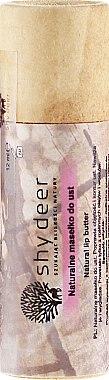 Натурално масло за устни - Shy Deer Natural Lip Butter — снимка N1