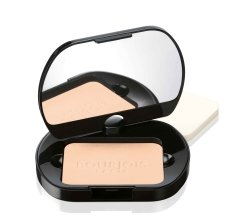 Парфюми, Парфюмерия, козметика Компактна пудра за лице - Bourjois Poudre Compacte Silk Edition