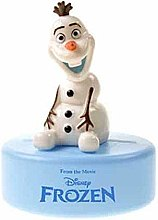 Парфюмерия и Козметика Детски душ гел - EP Line Disney 3D Olaf Frozen Shower Gel