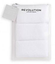 Парфюмерия и Козметика Микрофибърни кърпи за премахване на грим - Revolution Skincare Microfiber Makeup Remover Towel