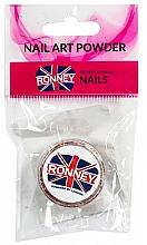Парфюмерия и Козметика Пудра за нокти - Ronney Professional Nail Art Powder Glitter