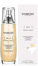 Парфюмерия и Козметика Почистващ гел за лице с ексфолиращо действие - Symbiosis London Enlightening & Exfoliating Cleansing Gel