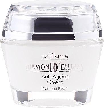 Подмладяващ клетъчен крем - Oriflame Diamond Cellular Anti-Aging Cream — снимка N2