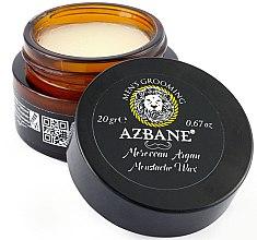 Парфюмерия и Козметика Восък за мустаци - Azbane Men's Grooming Moustache Wax