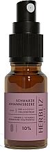 Парфюмерия и Козметика Спрей за уста с масло от касис и канабидиол 10% - Herbliz CBD Oil Mouth Spray 10%