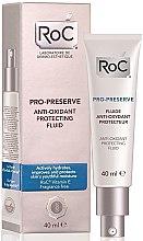Парфюми, Парфюмерия, козметика Защитен антиоксидантен флуид - RoC Pro-Preserve Anti-Oxidant Protecting Fluid