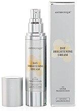 Парфюмерия и Козметика Дневен изсветляващ крем за лице - Antispotique Day Brightening Cream