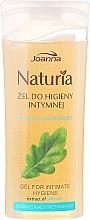 Парфюми, Парфюмерия, козметика Гел за интимна хигиена с екстракт от дъбова кора - Joanna Naturia Intimate Hygiene Gel
