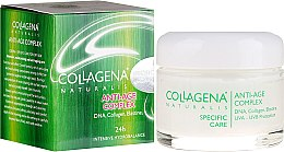 Парфюми, Парфюмерия, козметика Крем грижа за суха кожа - Collagena Naturalis Anti-Age Complex Specific Care