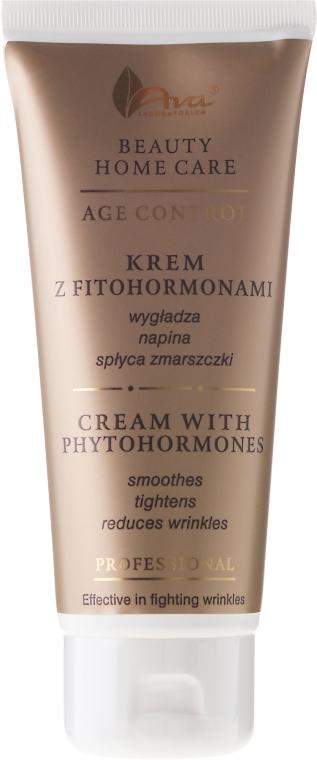 Крем за лице с фитохормони - Ava Laboratorium Beauty Home Care Cream With Phytohormones — снимка N2