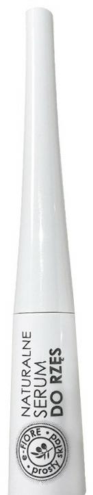 Натурален серум за растеж на мигли - E-Fiore Natural Lash Serum