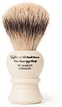 Парфюмерия и Козметика Четка за бръснене, S2234 - Taylor of Old Bond Street Shaving Brush Super Badger size M