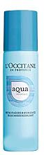 Парфюми, Парфюмерия, козметика Ултраовлажняващ спрей за лице - L'Occitane Aqua Reotier Fresh Moisturizing Mist