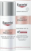 Парфюмерия и Козметика Дневен крем против пигментация - Eucerin Eucerin Anti-Pigment Day Care SPF30