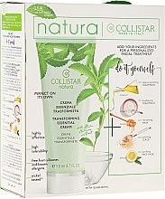 Парфюми, Парфюмерия, козметика Комплект - Collistar Natura Facial Treatment (cr/110ml+bowl)