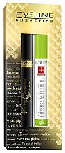 Парфюми, Парфюмерия, козметика Комплект спирала и серум за мигли - Eveline Cosmetics Gift Set 4 Extra Lashes (mascara/9ml + serum/10ml)