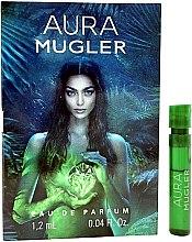 Парфюмерия и Козметика Mugler Aura Mugler Refillable Eau de Parfum - Парфюмна вода (мостра)