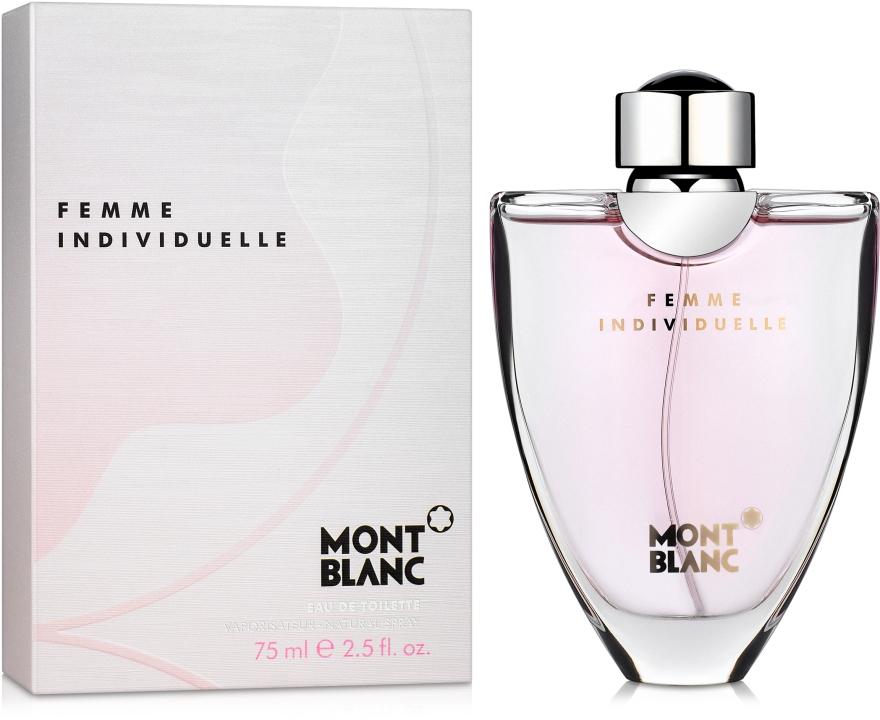 Montblanc Femme Individuelle - Тоалетна вода — снимка N2