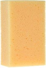"""Парфюмерия и Козметика Гъба за баня """"Standard"""" 30444, жълта - Top Choice"""
