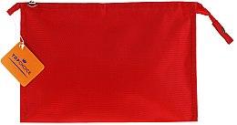 Парфюмерия и Козметика Козметичен несесер 96150, червен - Top Choice Simple