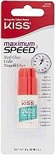 Парфюмерия и Козметика Лепило за нокти - Kiss Maximum Speed Nail Glue