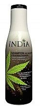 Парфюми, Парфюмерия, козметика Шампоан за коса с конопено масло - India