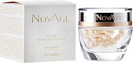 Парфюмерия и Козметика Възстановяващи капсули за лице с маслен концентрат - Oriflame NovAge Nutri6 Facial Oil Capsules