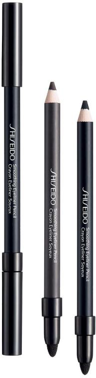 Молив за очна линия - Shiseido Smoothing Eyeliner Pencil — снимка N1