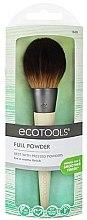 Парфюмерия и Козметика Четка за пудра - EcoTools Full Powder