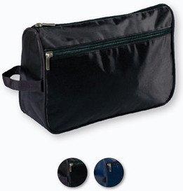 """Козметична чанта """"Kosmet.M B-Line Kieszec L"""", черна - Top Choice — снимка N1"""