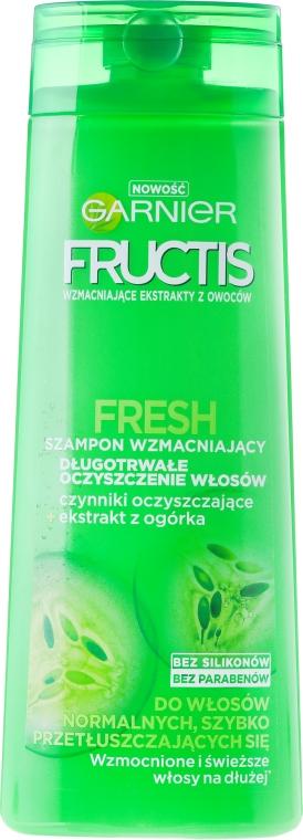 Шампоан за коса - Garnier Fructis Fresh Shampoo