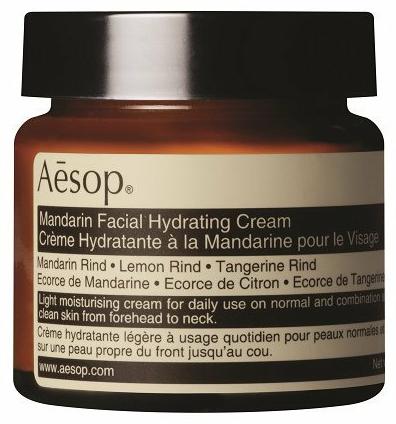 Хидратиращ крем за лице с мандарина - Aesop Mandarin Facial Hydrating Cream — снимка N1