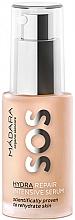 Парфюми, Парфюмерия, козметика Възстановяващ серум за лице - Madara Cosmetics SOS HYDRA Repair intensive serum