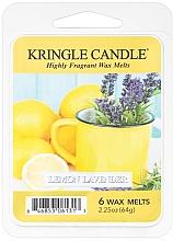 Парфюмерия и Козметика Восък за арома лампа - Kringle Candle Lemon Lavender