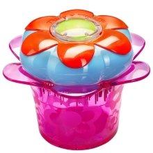 Парфюми, Парфюмерия, козметика Четка за коса - Tangle Teezer Magic Flowerpot Pink and Blue Brush