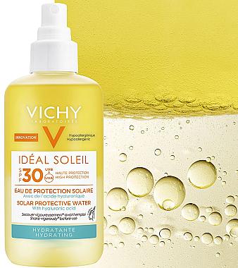 Слънцезащитен спрей - Vichy Ideal Soleil Solar Protective Hydrating Water SPF 30 — снимка N2