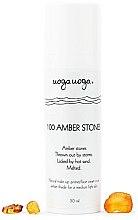 Парфюмерия и Козметика Хидратиращ BB крем - Uoga Uoga 100 Amber Stones Medium Light Skin BB Cream